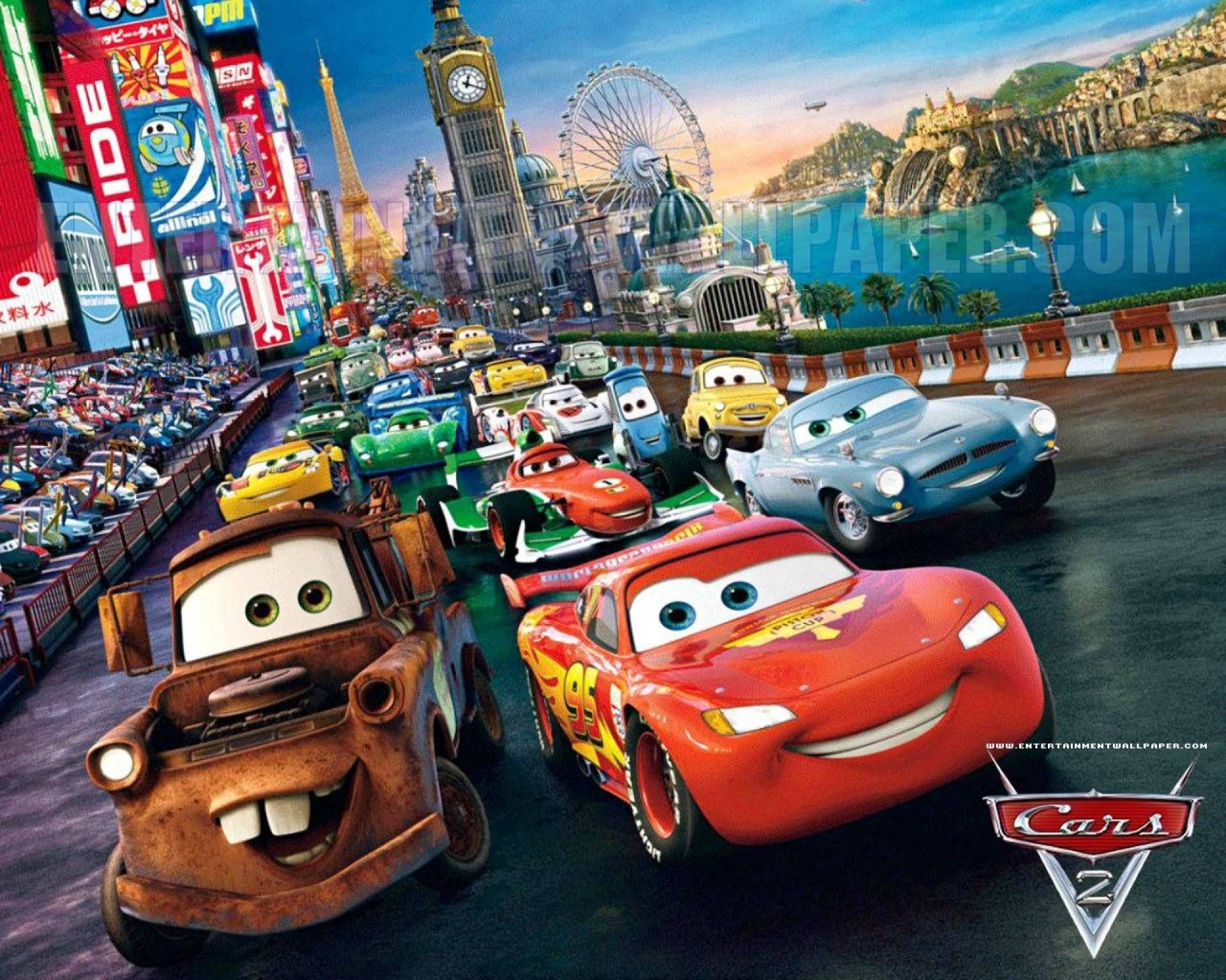 Lightning Mcqueen Movie Wallpaper Best Cool Wallpaper HD