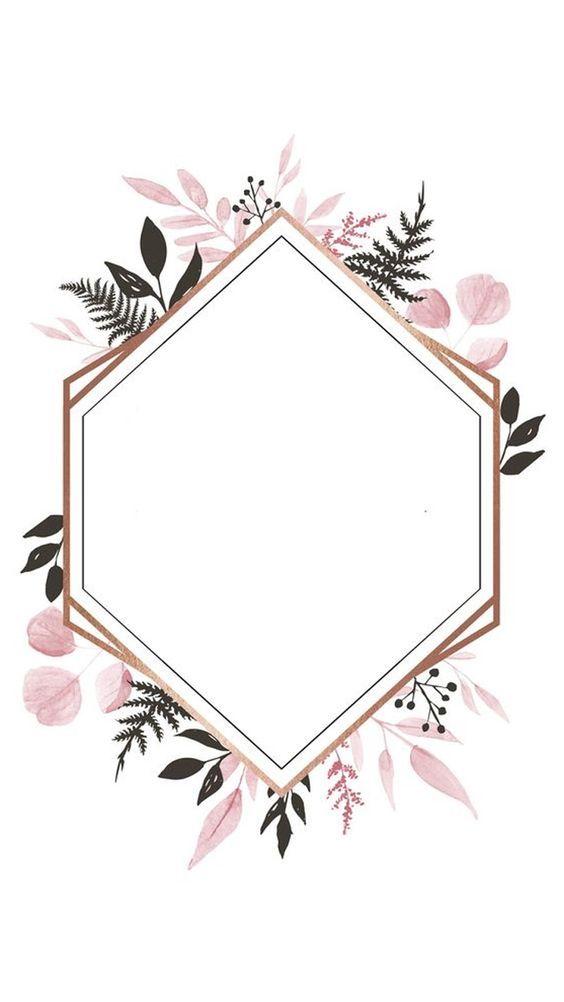 FREE Printable Floral Invitation Templates