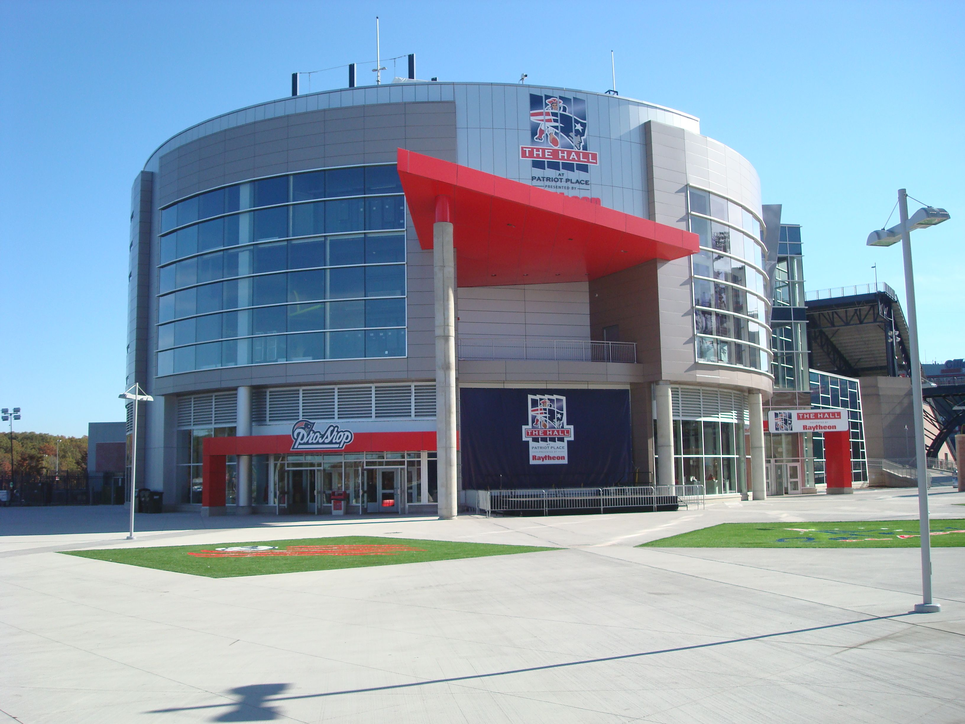 The Hall At Patriot Place Vacation Places Places New England Revolution