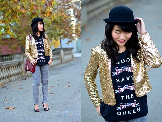 God Save The Queen (by Lucy Z.) http://lookbook.nu/look/4300893-God-Save-The-Queen