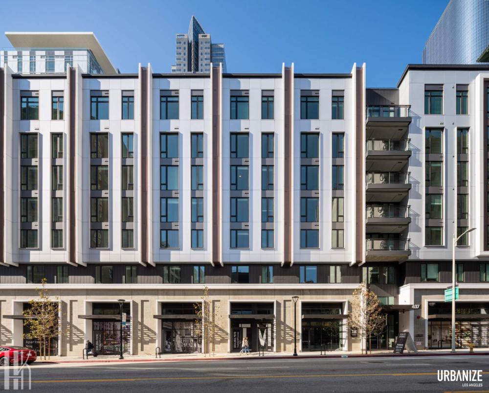 A Look Around DTLA's Park Fifth Development Urbanize LA