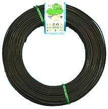 Dallas Bonsai Gardenu0027s Copper Colored Aluminum Wire 6.0 Mm In 1 Kilogram  Roll By Dallas Bonsai