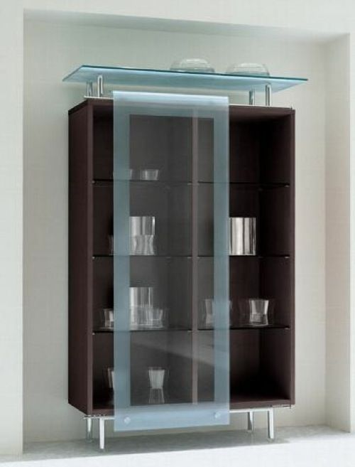 17 Best images about modern curio cabinet on Pinterest | Glass curio  cabinets, Bellinis and Dining room modern