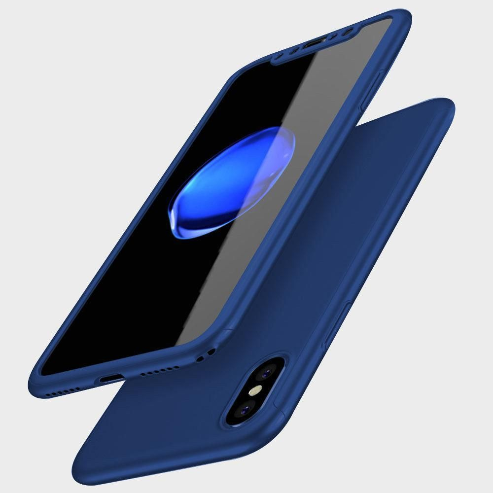 MPC 360° Full-Wrap Thin Fit iPhone X Case