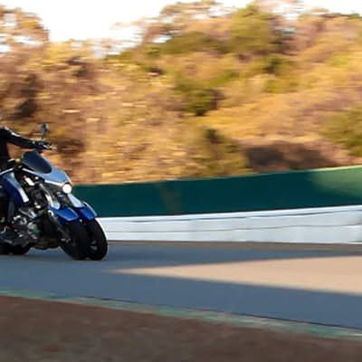 The Yamaha OR2T prototype in action
