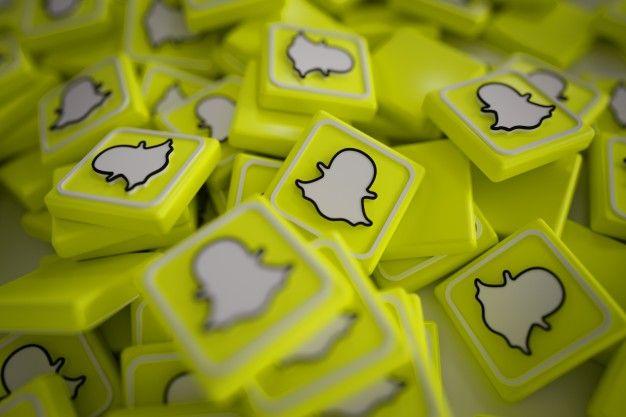 Pile of 3d snapchat logos Free Photo in 2019 Snapchat