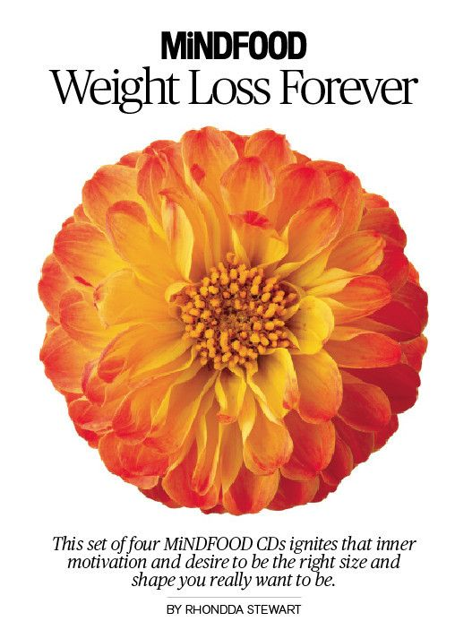 WEIGHT LOSS FOREVER CDS (SET OF 4)