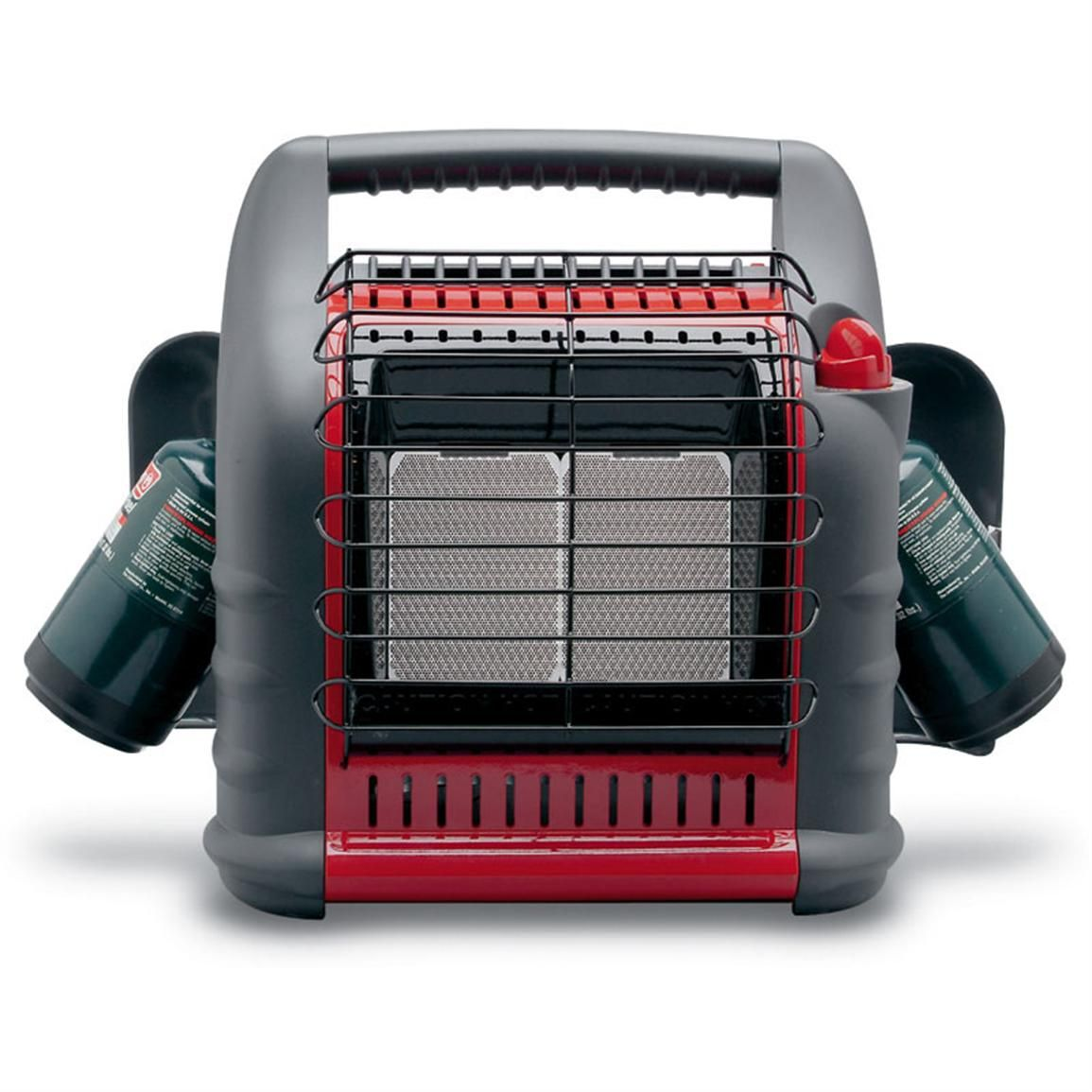 Mr. Heater® Big Buddy Most reliable and safe portable