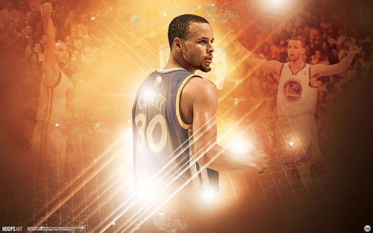 Golden State Warriors Stephen Curry Nba Wallpaper From Hoopsart
