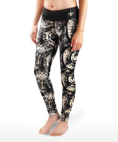 8ce380b7 New Orleans Saints Leggings - Women by Forever Collectibles #zulily ...