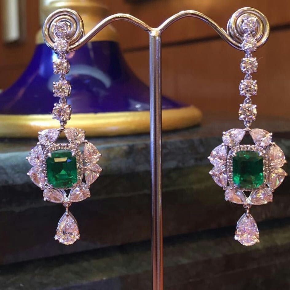 Diamonds and emeralds sony pins pinterest emeralds diamond
