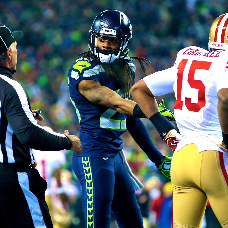 Richard Sherman defends Kaepernick, calls NFL QB play