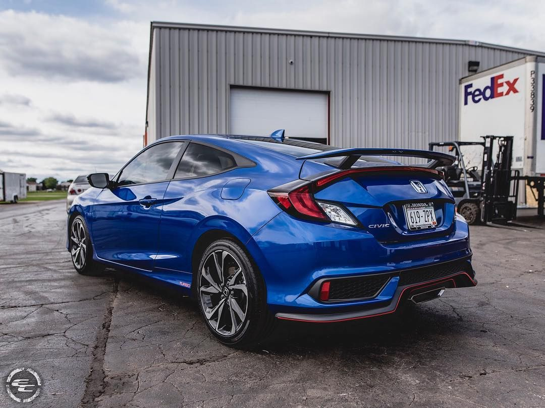 The 2017 civic si looks clean with a bit of tint the 2017 civic si looks clean with a bit of tint buycottarizona