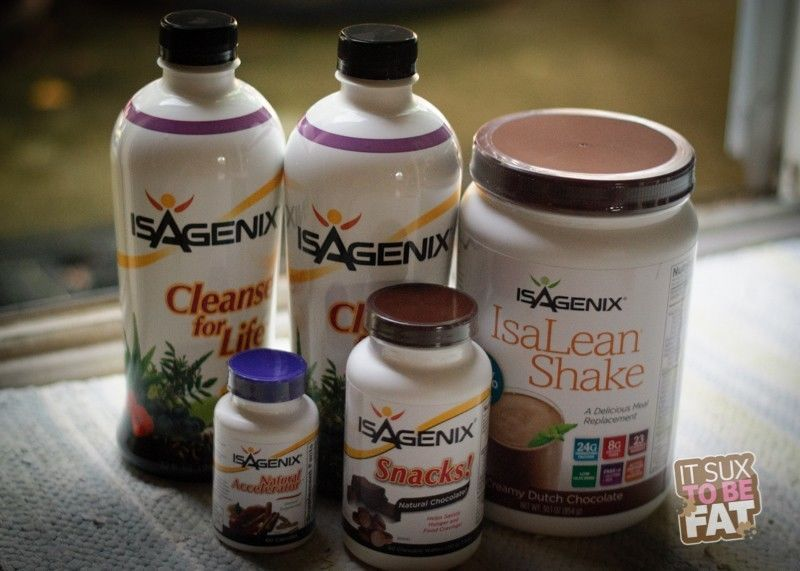 what is isagenix 9 day cleanse