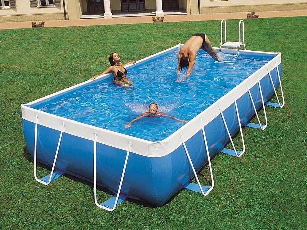 5 Best Above Ground Pools 2015 Exercise Leisure And