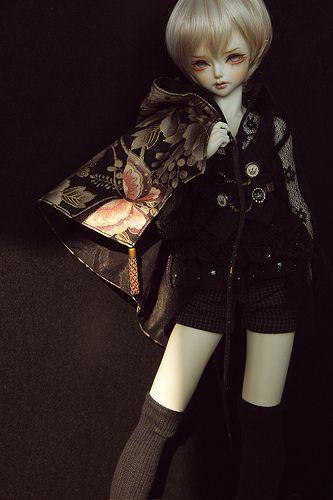 FL-WOOSOO VAMPIRE GIRL   by BRO.TITI