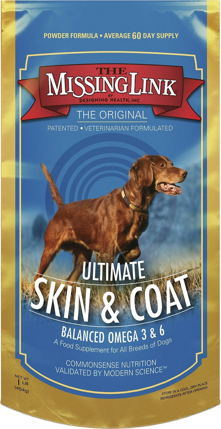 The Missing Link Original Skin Coat Superfood Dog Supplement Chewy Free Shipping Dog Supplements Dog Skin Dog Care Supplies