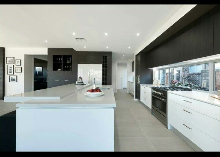 modern kitchen designs with butlers pantry black and white kitchen with butlers pantry and window 183