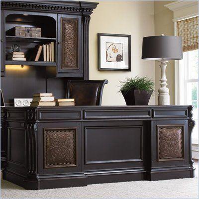 hemispheres furniture store telluride executive home office. Hooker Furniture Telluride 76\ Hemispheres Store Executive Home Office I