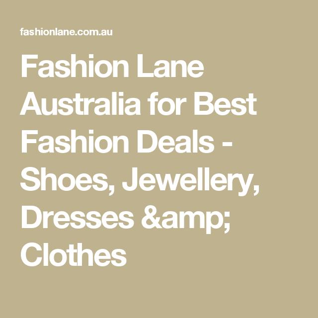 a944d9cfcf6 Fashion Lane Australia for Best Fashion Deals - Shoes