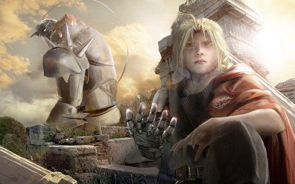 Anime Characters Realistic : Realistic fullmetal alchemist art by serg bel geekybytes