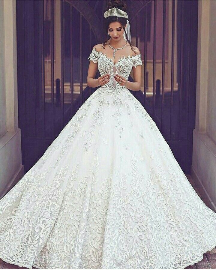 Wow so pretty! | Wedding Dresses | Pinterest | Wedding dress ...