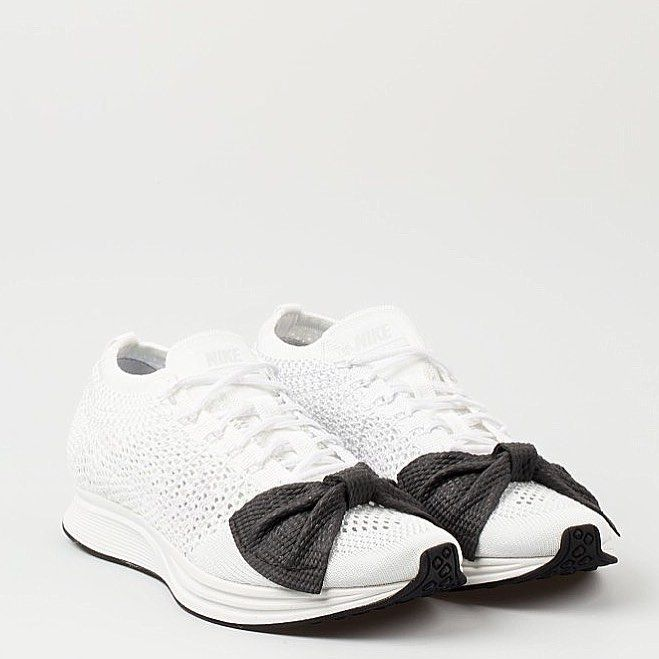 f0275eb67b99c  nike x  commedesgarcons Flyknit Racer in store   online  colette  Nike  cdg