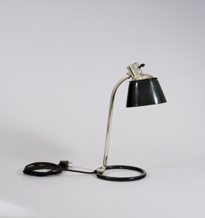 The kandem table lamp nr 934 was designed by heinrich siegfried masters aloadofball Choice Image