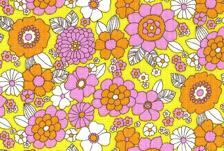 Permalink to 60s Flower Power Wallpaper Frankenstein