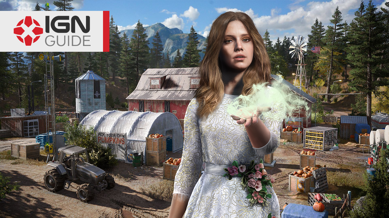 Far Cry 5 Walkthrough Clean Water Act Part Of Ign S Walkthroughs