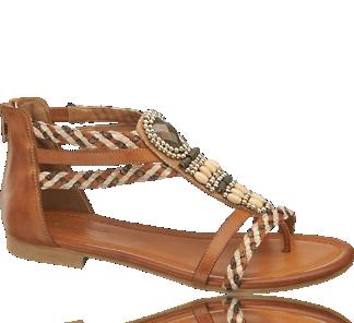 Sandale Indianer Stil | Schuhe frauen, Sandalen mit absatz