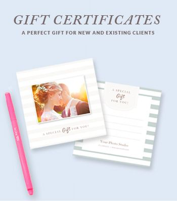 Photographer Gift Card Templates - By Stephanie Design By - best of photographer gift certificate template
