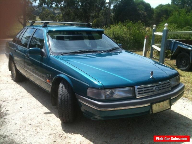 Ford Fairlane Ghia 1992 NC V8 Auto #ford #fairlane #forsale ...