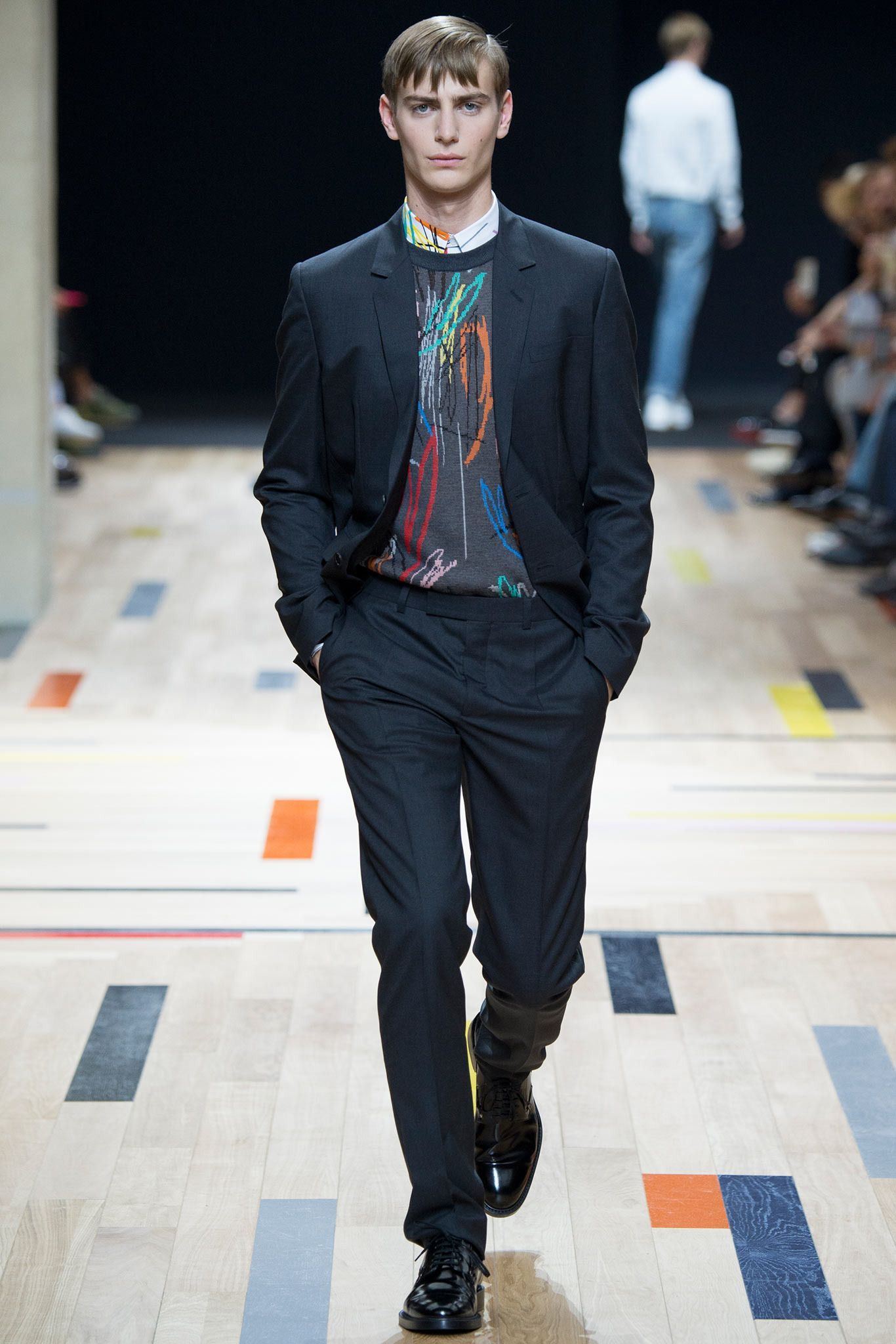 37e2069d5b6 Dior Homme Spring 2015 Menswear - Collection - Gallery - Style.com ...