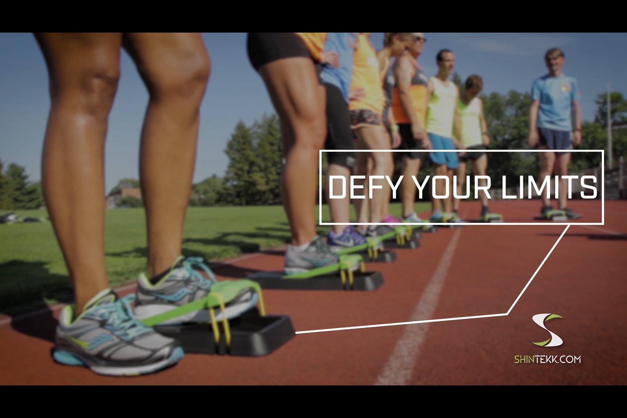 ShinTekk Running Coaching, Running