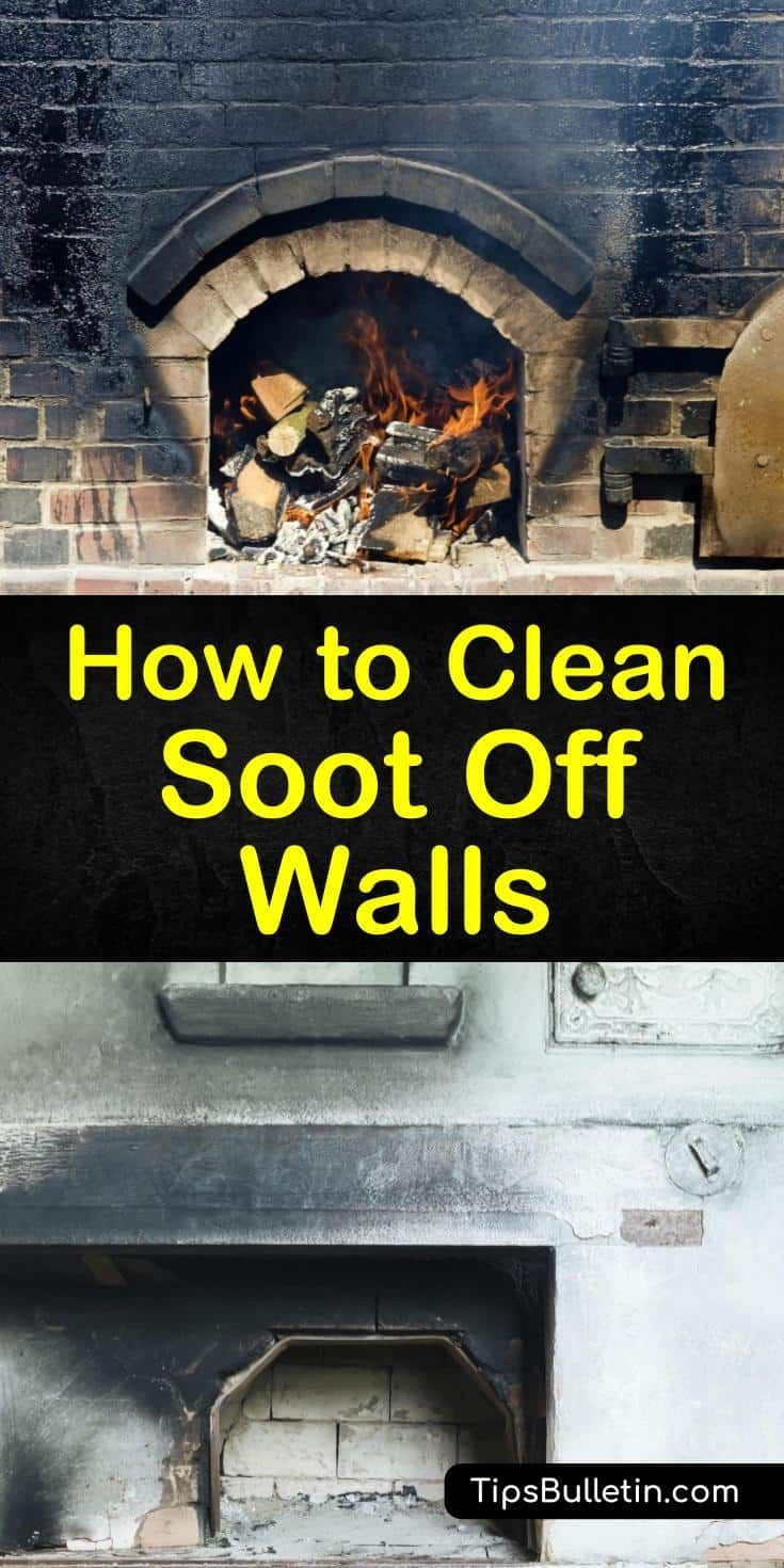 Clever Ways To Clean Soot Off Walls   Cleaning Walls, Spring Cleaning  Challenge, Cleaning Hacks