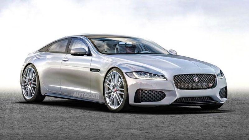 Novi Jaguar Xj 2019 Godine