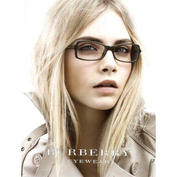 e56a3bf7176 Burberry Eyewear Ad Campaign Spring Summer 2011 Shot  2 ❤ liked on Polyvore