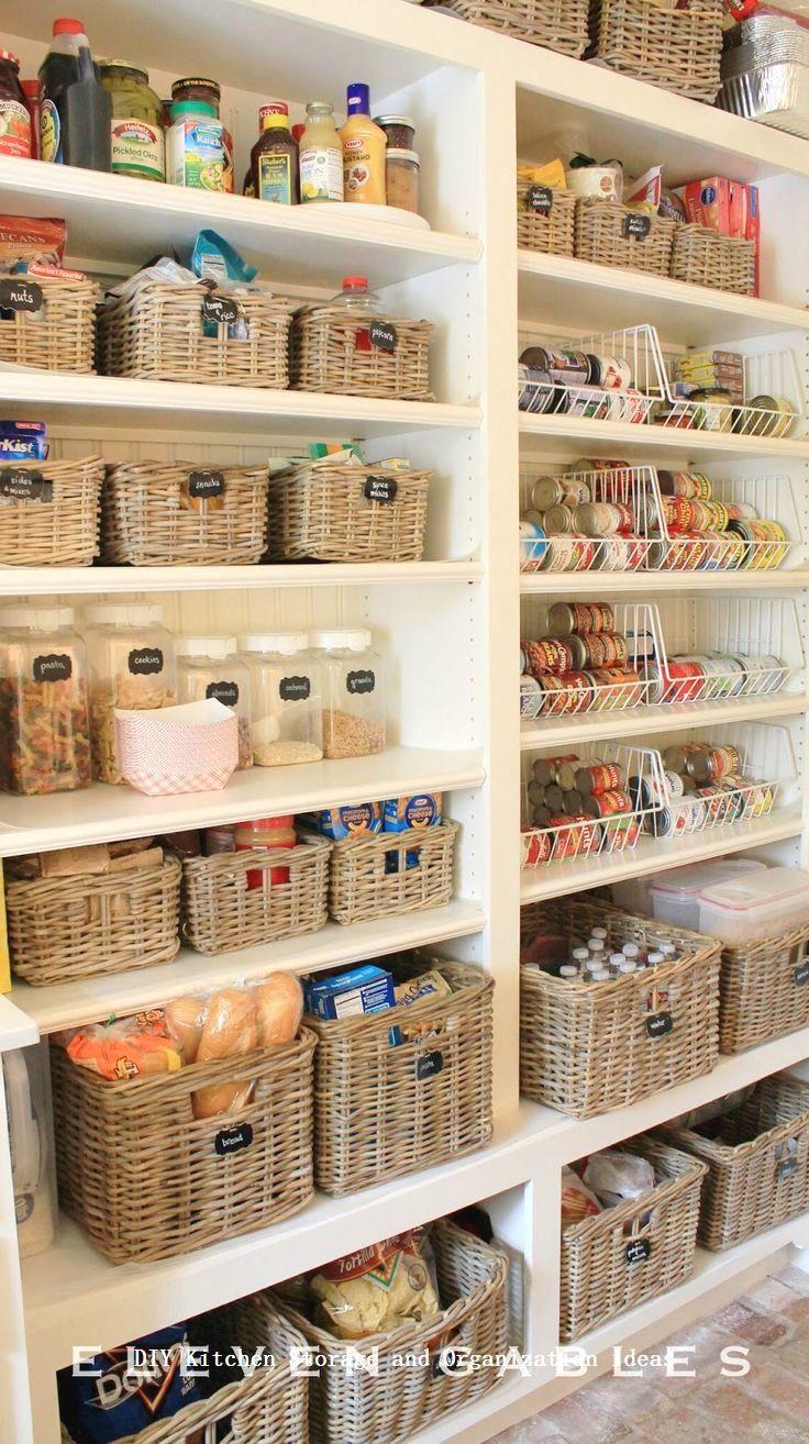 Insanely Sensible Diy Kitchen Storage Ideas Kitchenideas