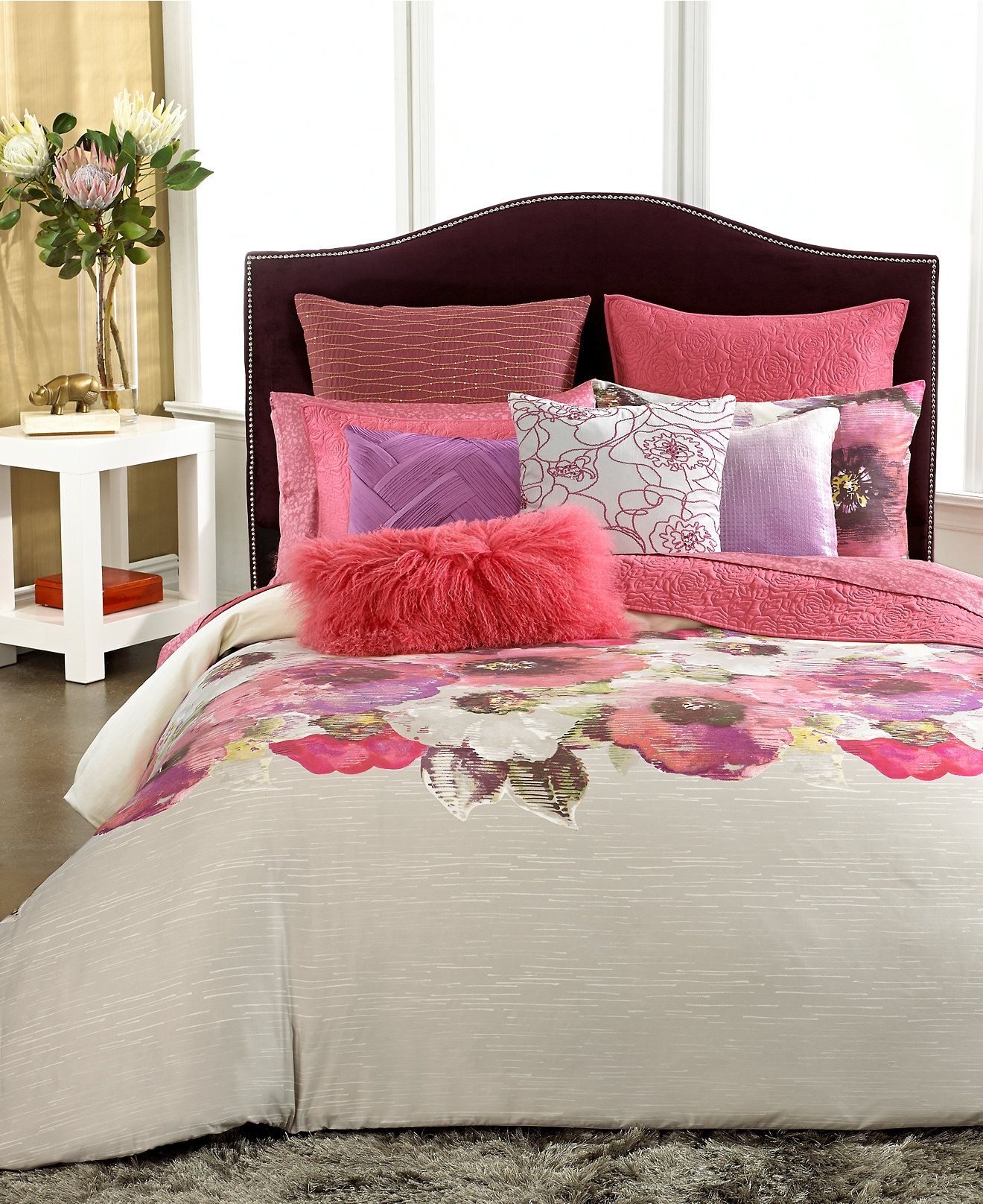 Closeout inc international concepts ava bedding for Decor international inc