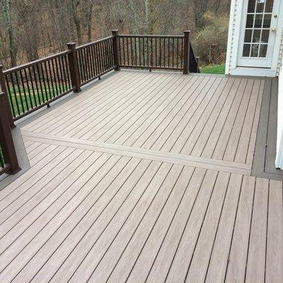 Best Beautiful Wolf Decking Boards In Weathered Ipe Were Used 400 x 300