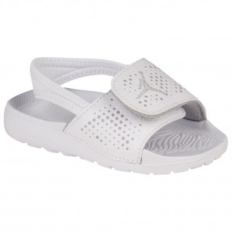 Jordan Hydro 5 - Boys' ToddlerThe most comfortable sandals Jordan has to  offer.Outsole grooves for durable traction.