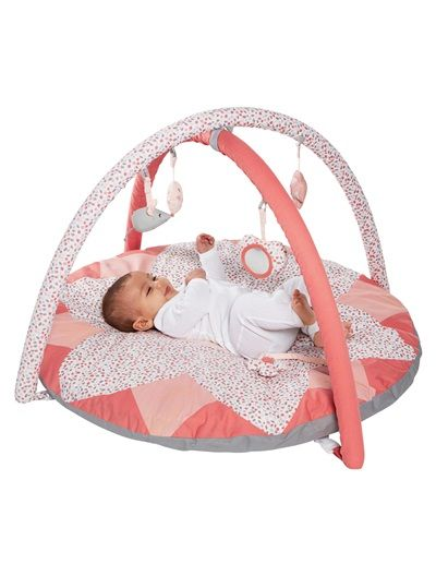 Tapis D 39 Veil B B Collection Bio Rose Vertbaudet Enfant