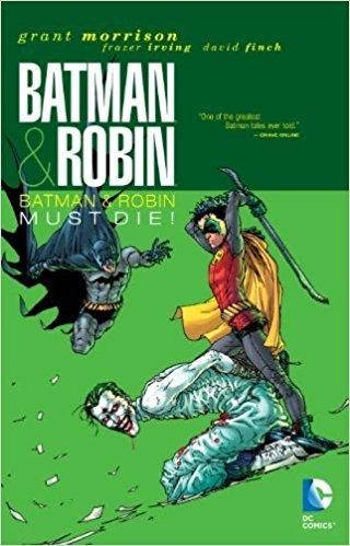 tlcharger batman and robin batman must die vol 03 by - Batman Gratuit