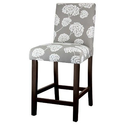 Uptown Toile Flora 24 Counter Stools Bar Stools Stool