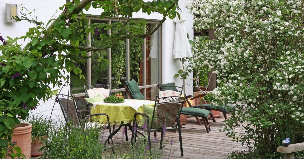 Gartenideen Mediterran terrassengestaltung ideen zum nachmachen gardens