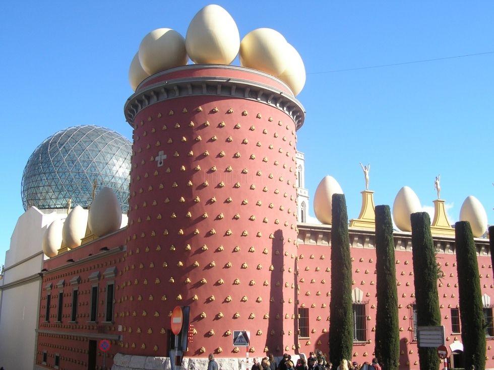 Casa museo Salvador Dalí Cadaqués 337273  España Comunidad Fotográfica  Pin...