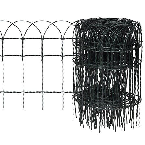 Garten Beetbegrenzung vidaxl beeteinfassung beetumrandung beetbegrenzung garten https