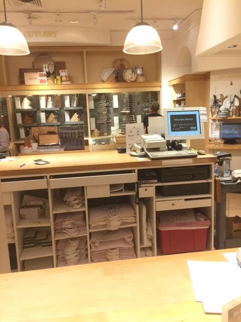 cash wrap cabinets … | sales counter in 2018…