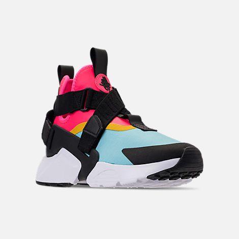 059f6e0e2b6 Three Quarter view of Nike Air Huarache City Casual Shoes (Check  Description for Sizing Information)